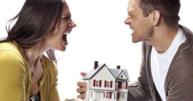Раздел имущества при гражданском браке